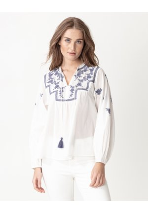 MINNA - Blouse - white