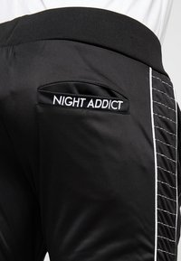 Night Addict - Pantaloni sportivi - black - 5