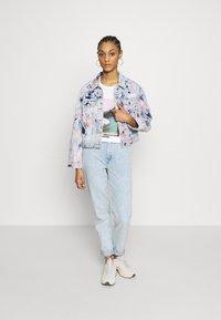 Abrand Jeans - A BONNIE JACKET - Džínová bunda - lovewaves - 1