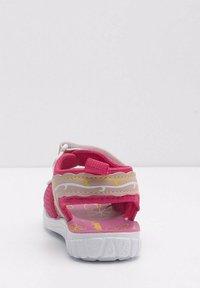 Polaris - Walking sandals - fuschia - 2