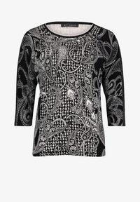 Betty Barclay - Long sleeved top - schwarz/weiß - 3