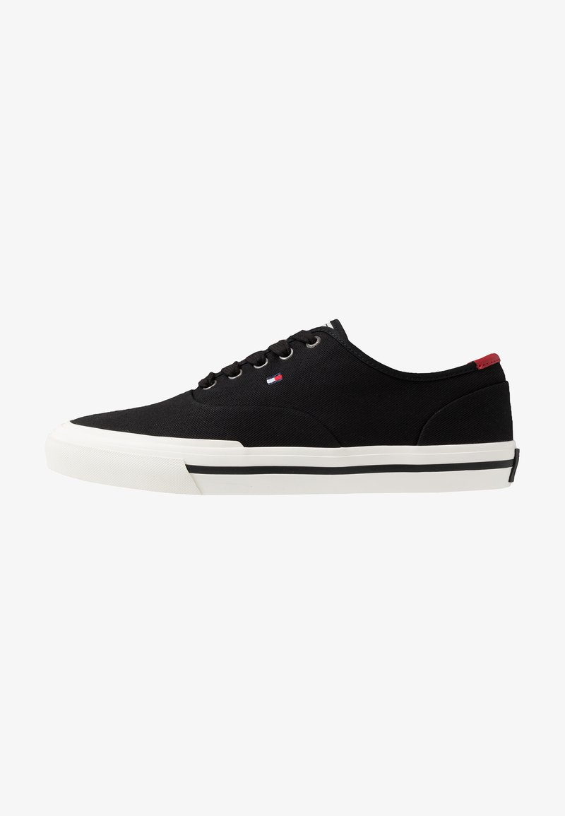 Tommy Hilfiger - CORE OXFORD - Trainers - black
