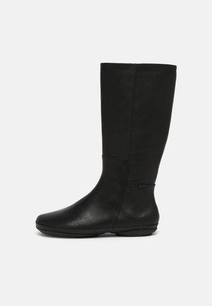 RIGHT NINA - Vysoká obuv - black