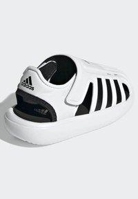 adidas Performance - Walking sandals - white - 3