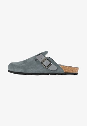 MOKE - Slippers - charcoal grey