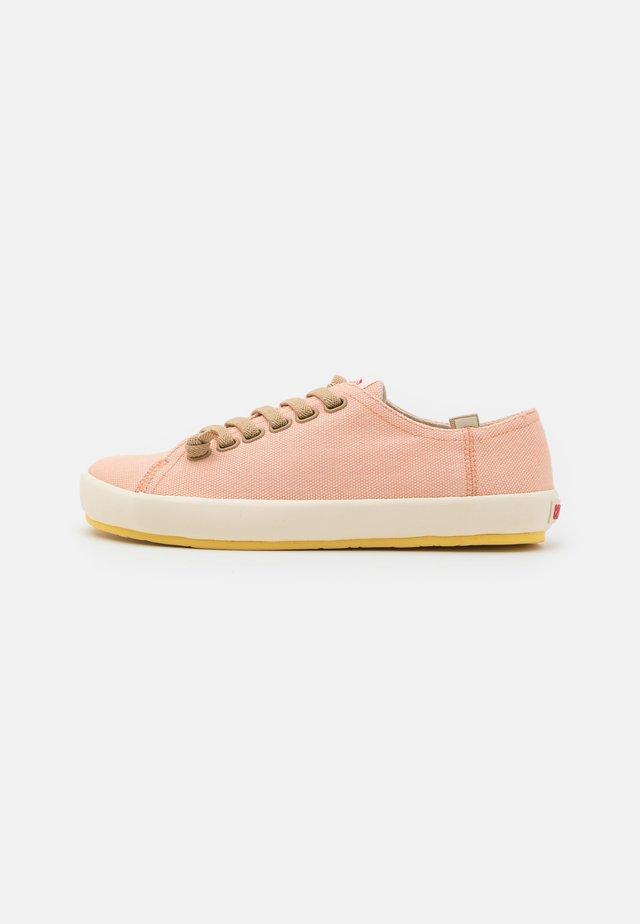 PEU RAMBLA VULCANIZADO - Sneakers laag - light pink