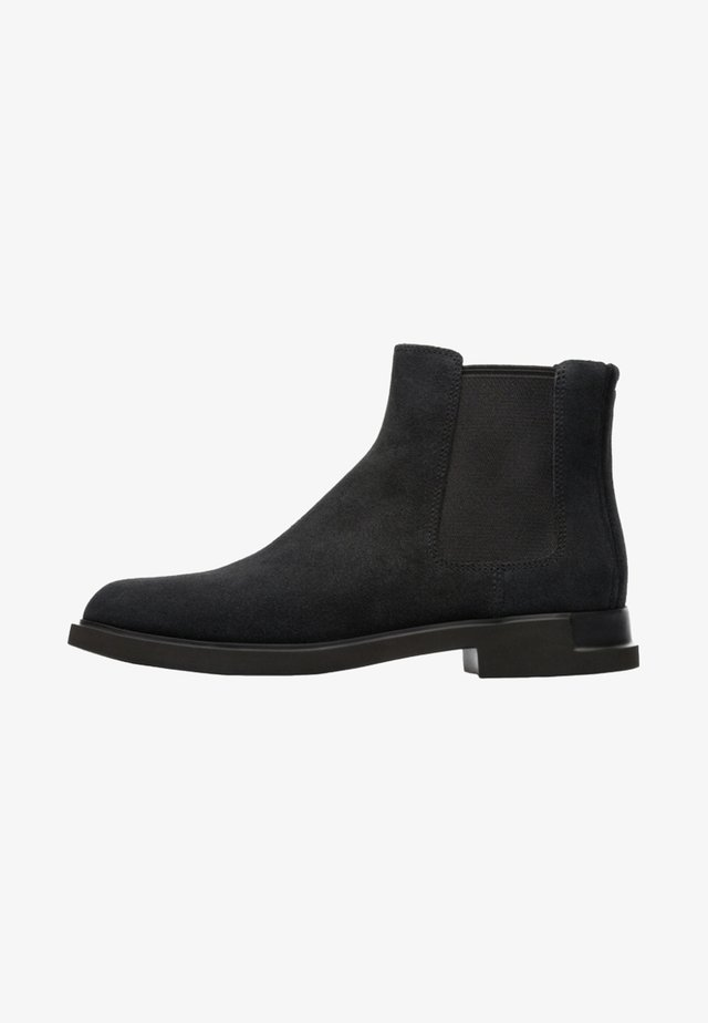IMAN - Classic ankle boots - black