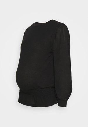 MLCHARME  - Long sleeved top - black