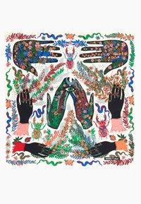 Bimba Y Lola - MAGICIAN'S HANDS - Halsdoek - off white - 2
