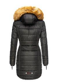 Navahoo - PAPAYA - Winter coat - dark grey - 2
