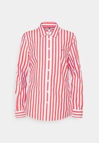 Tommy Hilfiger - REGULAR SHIRT - Button-down blouse - fireworks - 0