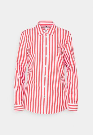 REGULAR SHIRT - Button-down blouse - fireworks