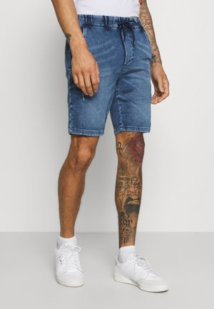ONSROD LIFE - Denim shorts - blue denim