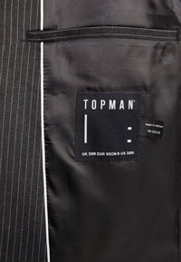 Topman - Suit jacket - dark grey - 6