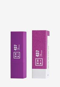 3ina - THE LIPSTICK - Lipstick - 437 rich purple - 3