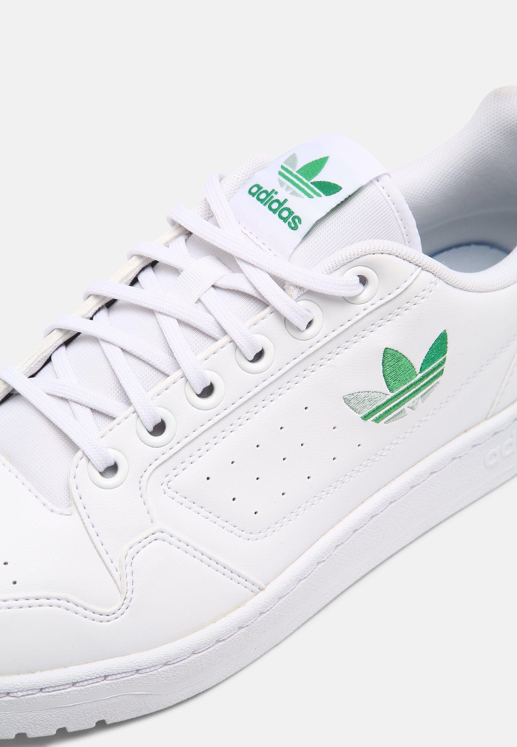 NY 90 UNISEX - Baskets basses - white/green/vivid green
