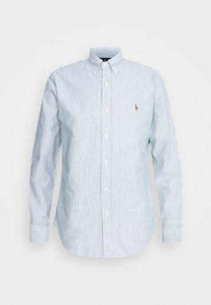Shirt - green/white