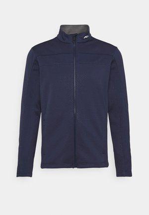 DUWIN MIDLAYER JACKET - Hardshelljacka - atlanta blue
