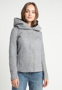 ONLY Petite - ONLSEDONA JACKET - Veste légère - light grey melange - 0