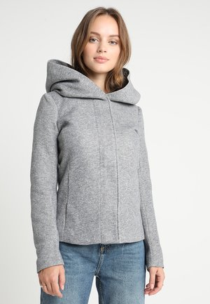 ONLSEDONA JACKET - Leichte Jacke - light grey melange
