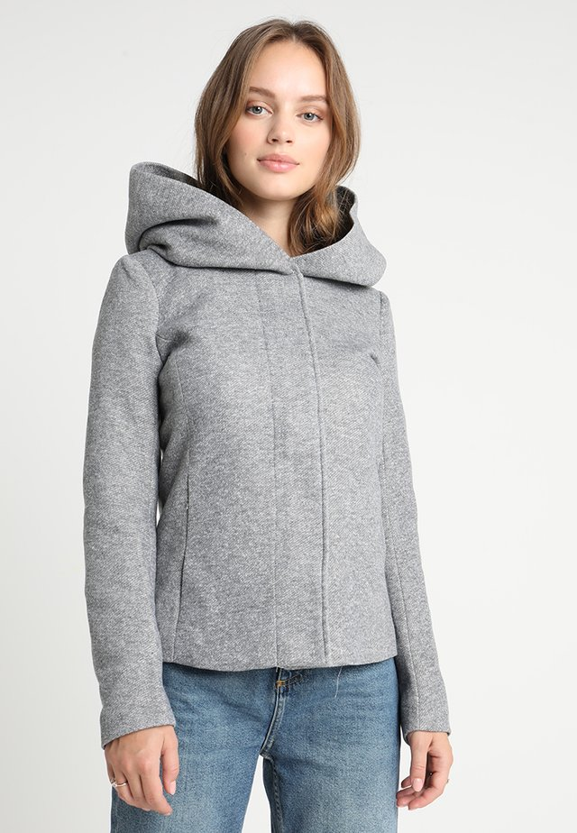ONLSEDONA JACKET - Korte jassen - light grey melange