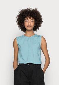 Soyaconcept - RADIA - Blouse - turquoise - 0