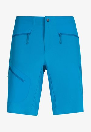 Trousers - gentian
