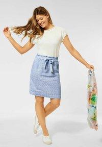 Cecil - Rock - A-line skirt - blau - 1
