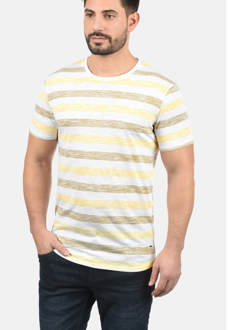 Homme RUNDHALSSHIRT TET - T-shirt imprimé