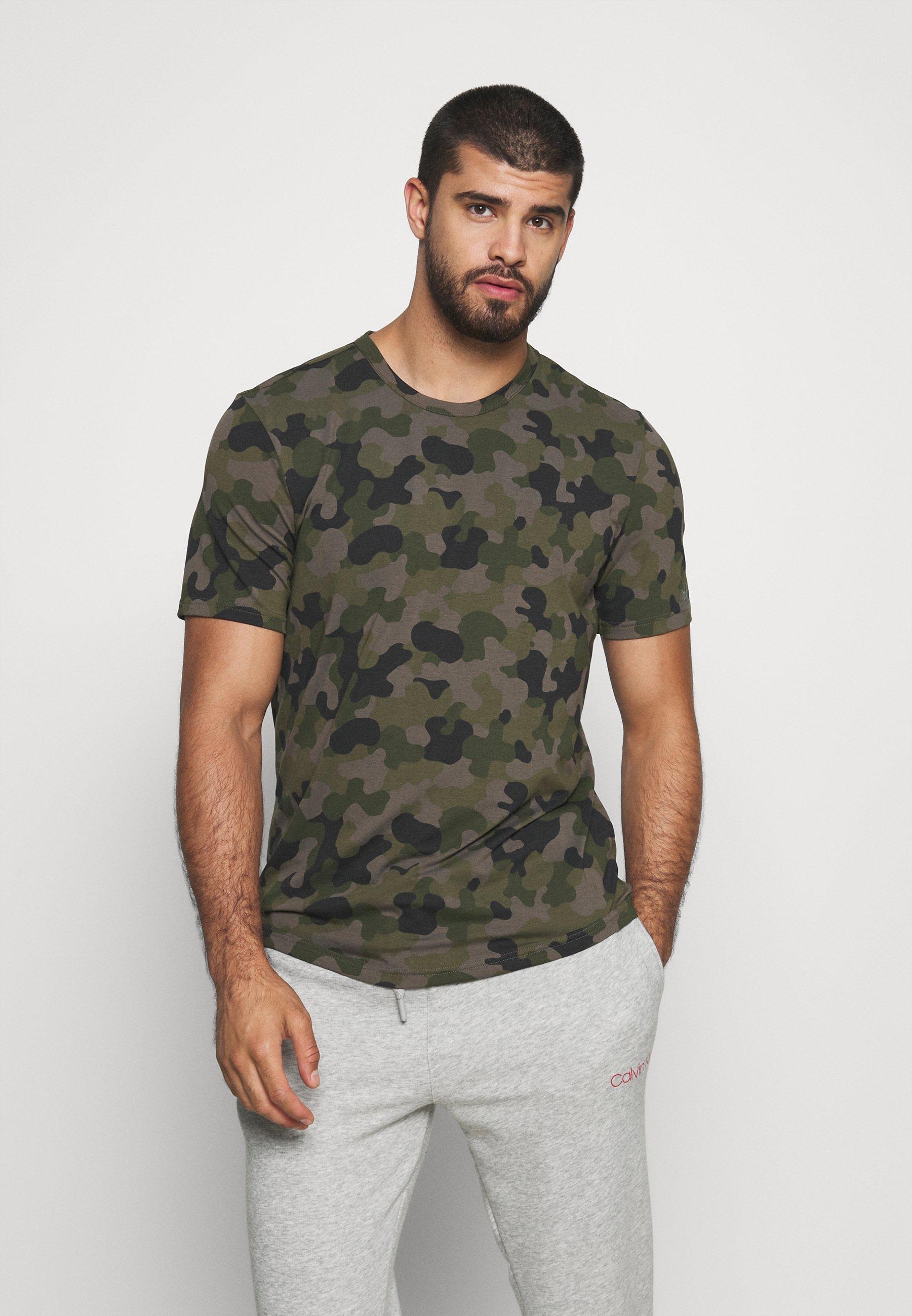 Homme GALVANIZE LOUNGE CREW NECK - Haut de pyjama