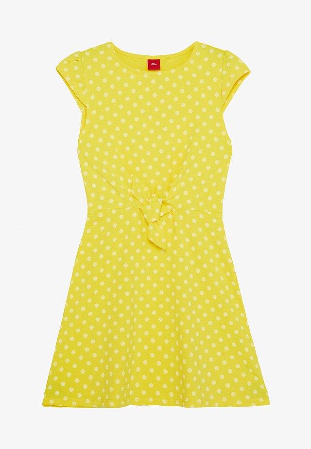 Jerseyjurk - lemon squeeze