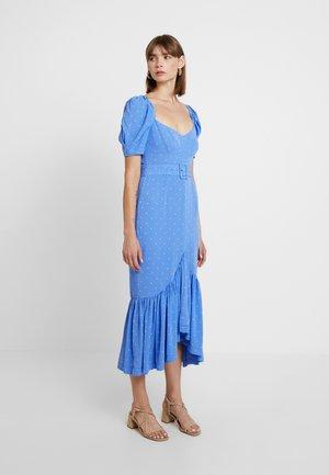 SLOW DREAMS MIDI DRESS - Maxi šaty - royal