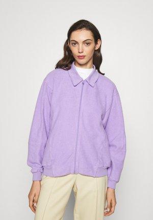 LAPOW - Summer jacket - mauve