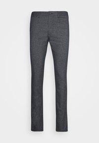 BLEECKER  LOOK - Chino kalhoty - blue