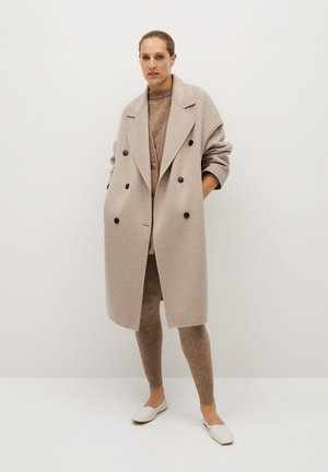 PICAROL - Classic coat - světle/pastelově šedá