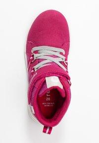 Reima - REIMATEC SHOES KEVENI - Hiking shoes - cranberry pink - 1