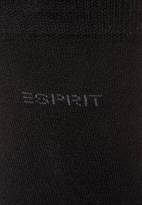 Esprit - 2 PACK - Socks - schwarz - 1