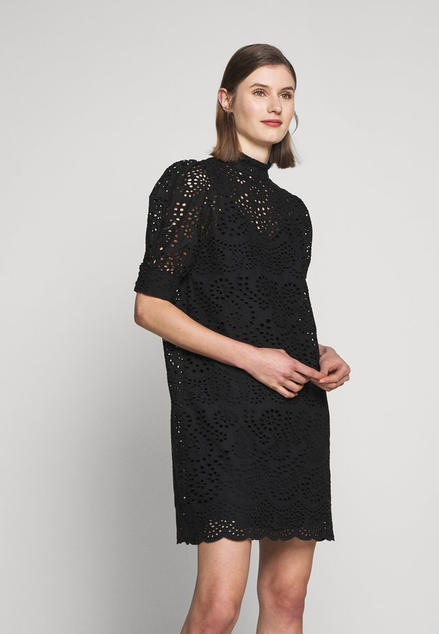 SIENNA YSABEL DRESS - Day dress - black