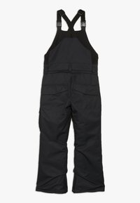 Volcom - BARKLEY OVERALL - Snow pants - black - 1