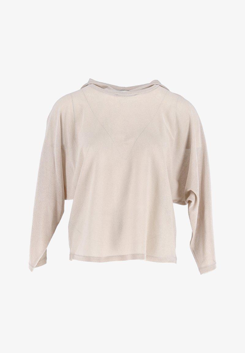 Opus - PUVA - Sweatshirt - beige