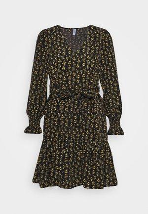 ONLJESS SHORT DRESS - Kjole - black