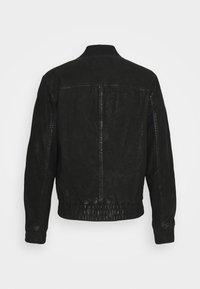 Tigha - FUDO - Leather jacket - black - 1