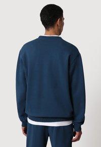 Napapijri - B-BOX - Sweatshirt - blue french - 2