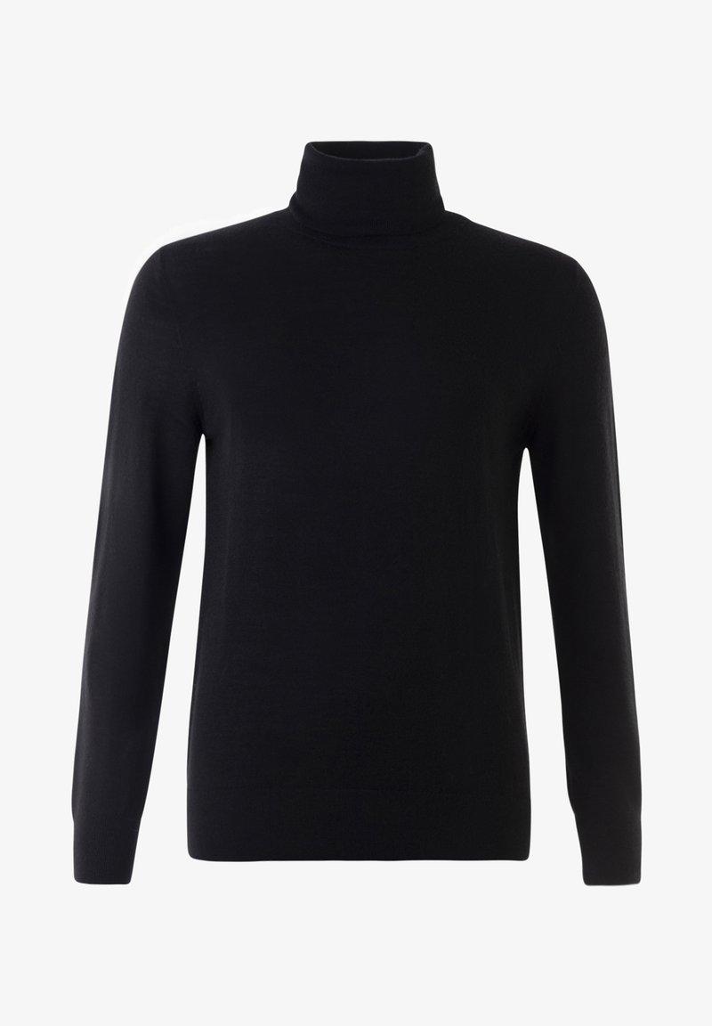 In Linea - Sweatshirt - black