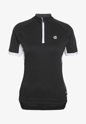 EXPOUND - Print T-shirt - black