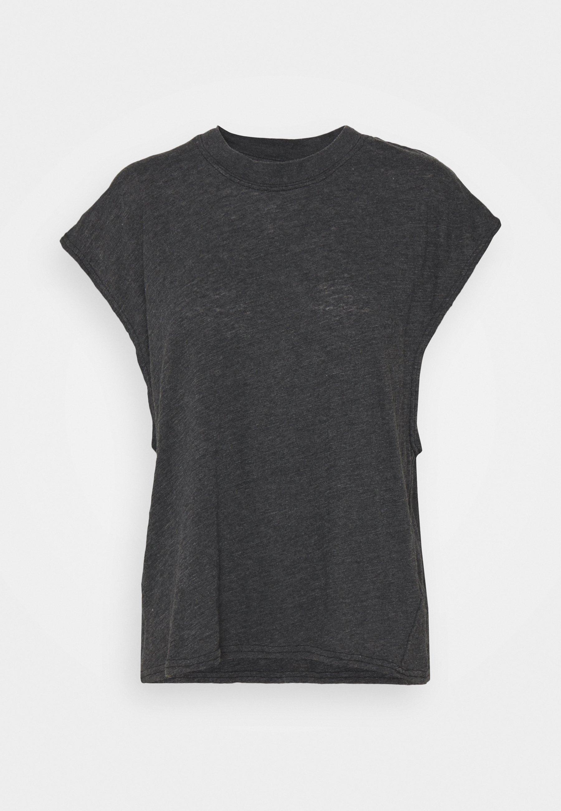 Women LIFESTYLE SLOUCHY MUSCLE - Basic T-shirt