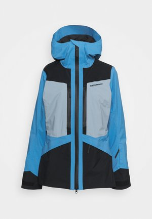 GRAVITY JACKET - Ski jacket - ice glimpse