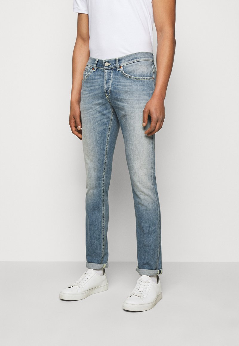 Dondup - GEORGE PANT - Slim fit jeans - blue