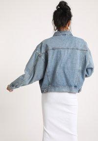 Pimkie - Denim jacket - ausgewaschenes blau - 2