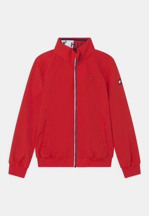 ESSENTIAL - Light jacket - deep crimson